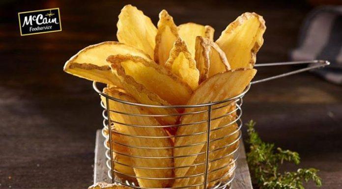 πατάτες mcain-crispers
