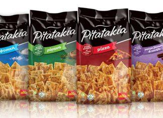 Νέο σνακ Pitatakia από την Alfa