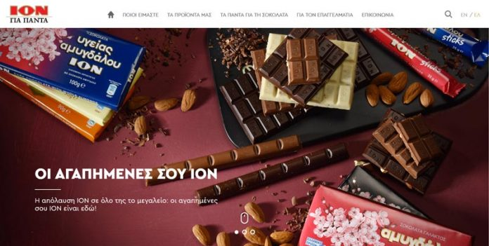 ion new website