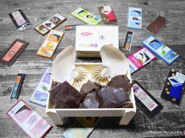 κοχύλι σπιτική σοκολάτα