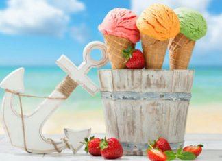 παγωτά
