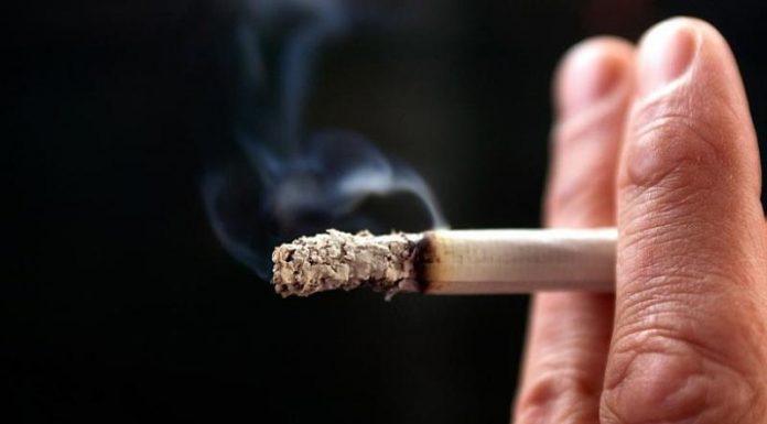τσιγάρα νικοτίνη