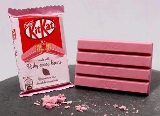 Η νέα KitKat Ruby και στην ελληνική αγορά