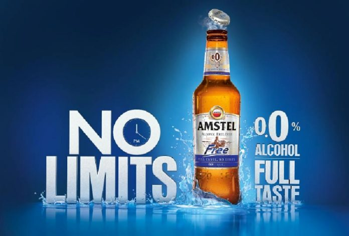 Νέο τηλεοπτικό σποτ για την Amstel Free