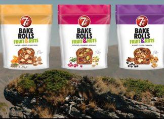 Νέο σνακ Bake Rolls σε 3 γεύσεις