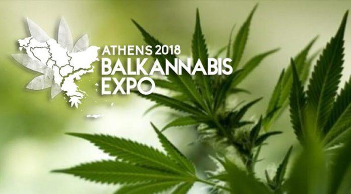 """Ανοίγει τις """"πύλες"""" της η έκθεση Balkannabis"""
