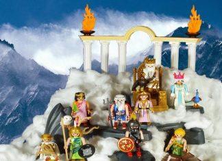 Οι Θεοί του Ολύμπου σε Playmobil