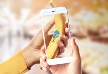 Μπανάνες Chiquita με αυτοκόλλητα Shazam