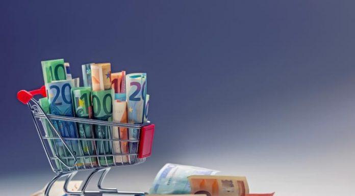 Στα τρόφιμα ξοδεύουν το 20% των χρημάτων οι Έλληνες