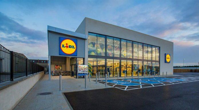Νέο κατάστημα Lidl