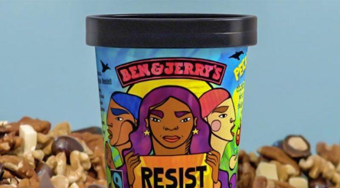 """""""Αντίσταση"""" με παγωτό στην πολιτική του Τραμπ"""