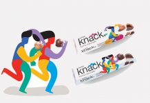 Νέες σοκολατένιες μπάρες γκοφρέτας Knack από την Parfait