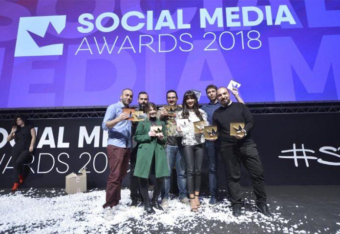 Lidl: 10 βραβεία στα Social Media Awards 2018