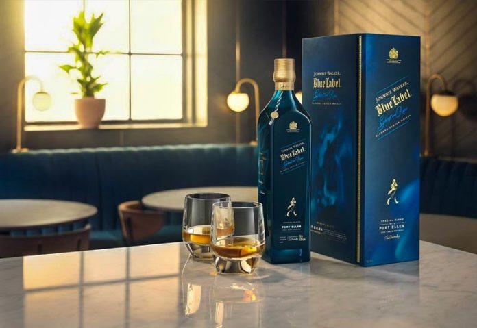 Νέο Johnnie Walker Blue Label