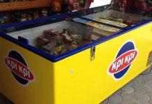 Σε κινέζικα σούπερ μάρκετ τα παγωτά της Κρι Κρι