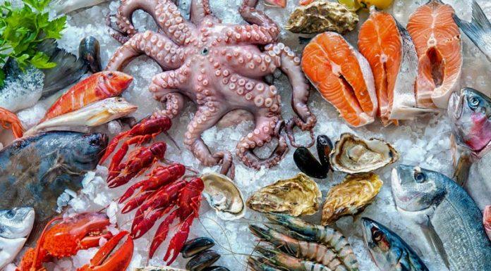 Ακατάλληλα θαλασσινά σε Αττική και Θεσσαλία