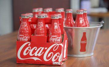 Αύξηση 6,8% στα κέρδη της Coca-Cola