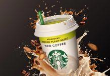 Νέος καφές Starbucks με Φυτικό Ρόφημα Αμυγδάλου