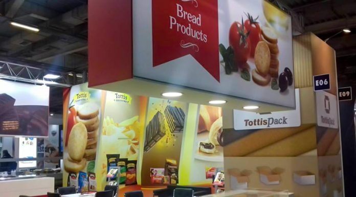H Tottis - Bingo στη Food Expo