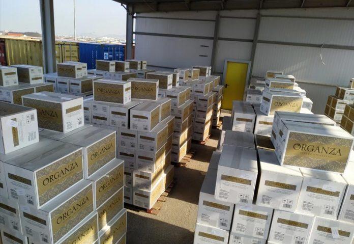 Παράνομο φορτίο με 12,5 εκατ. τεμάχια τσιγάρων