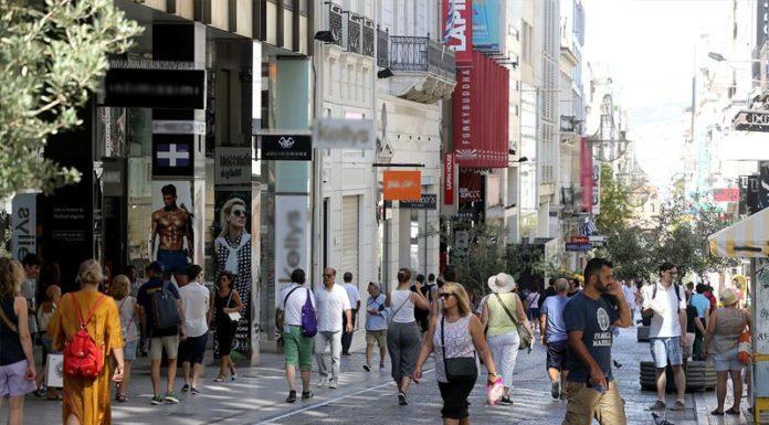 Άνοδος 8,8% το λιανεμπόριο κατά την πασχαλινή περίοδο