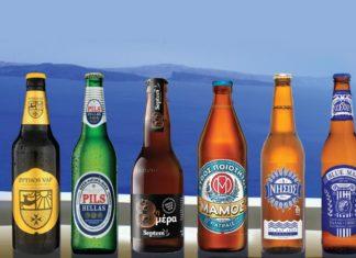 ελληνική μπίρα