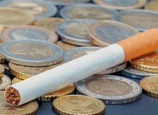 Στο 23,6% εκτινάχθηκε η παράνομη αγορά τσιγάρων στην Ελλάδα