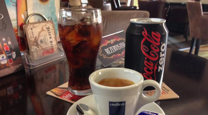 """""""Τίτλοι"""" τέλους στη συνεργασία Coca Cola και Lavazza"""
