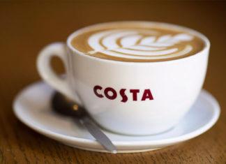 Η Costa Coffee στο χαρτοφυλάκιο της Coca-Cola HBC