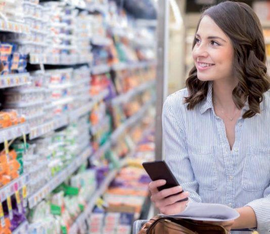 Kαταναλωτές μίνι μάρκετ
