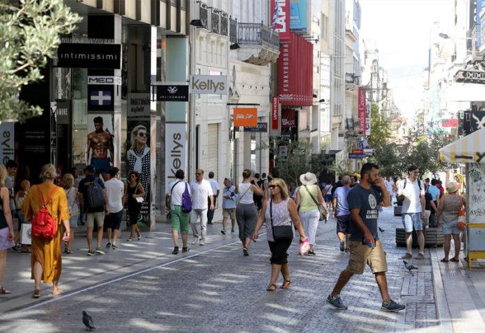 «Γυρνούν την πλάτη» στα φυσικά καταστήματα οι καταναλωτές