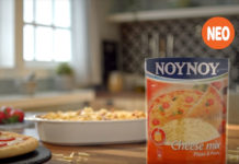 ΝΟΥΝΟΥ Cheese mix για πίτσα