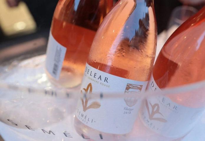 Νέο ροζέ κρασί από το Κτήμα Semeli