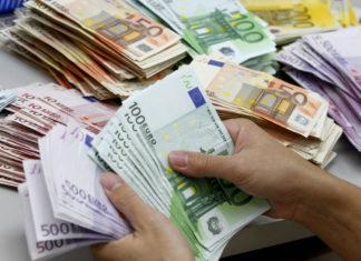Στο 1,683 δισ. ευρώ τα χρέη του Δημοσίου σε ιδιώτες