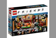 """Επετειακά Lego με """"Φιλαράκια"""" βγαίνουν στην αγορά"""