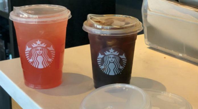 """Τέλος """"εποχής"""" για τα καλαμάκια στα Starbucks"""