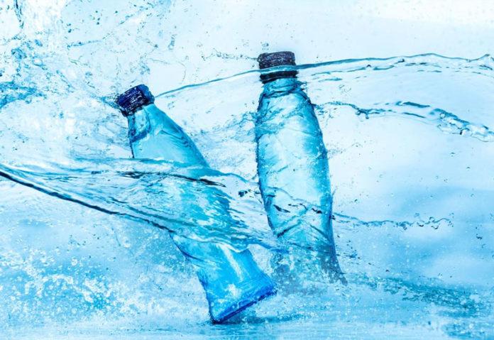 αγορά εμφιαλωμένου νερού