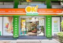 OK! Anytime Markets: Νέο κατάστημα στο Παλαιό Φάληρο