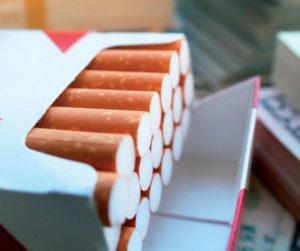 πωλήσεις τσιγάρων