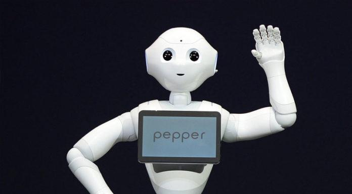 Στη Θεσσαλονίκη το ρομπότ της ΑΒ Βασιλόπουλος