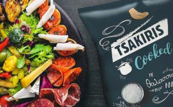 Tsakiris Cooked σε τρεις γεύσεις
