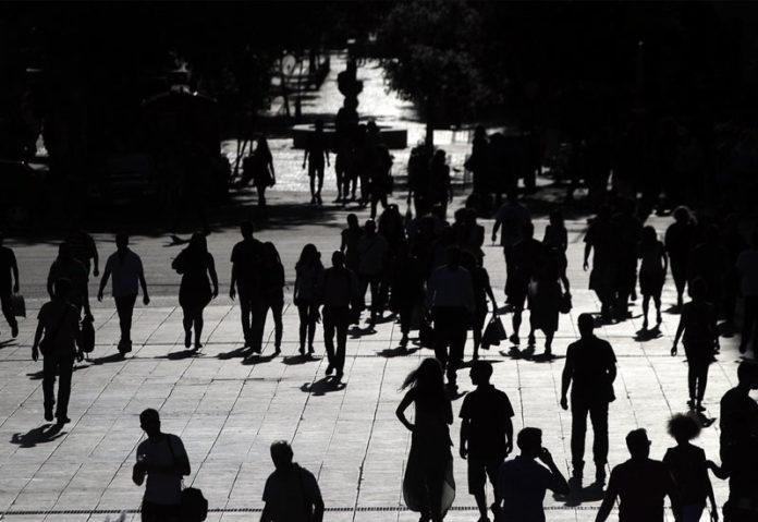 Ανησυχητική μείωση του πληθυσμού της Ελλάδας