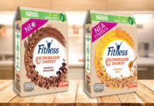 Νέα δημητριακά Fitness από τη Nestle