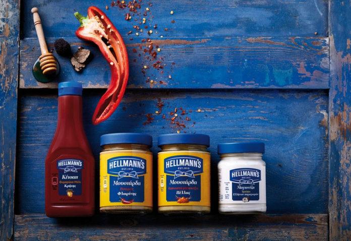 Προϊόντα Hellmann's με
