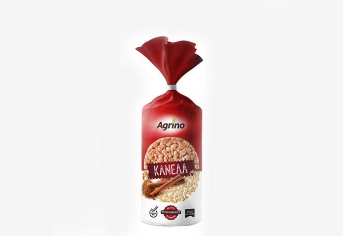 Agrino: Ρυζογκοφρέτες σε 2 τύπους
