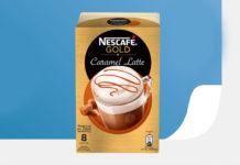 Νέος Nescafé Caramel Latte