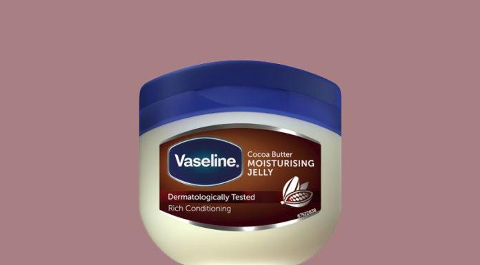 Νέο προϊόν περιποίησης σώματος από τη Vaseline