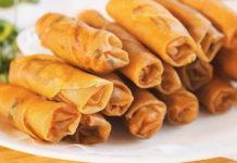 Ακατάλληλα φύλλα για spring rolls αποσύρθηκαν από την αγορά