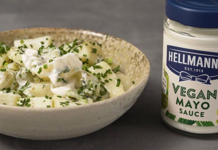 Μαγιονέζα Hellmann's για vegan