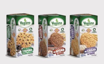 Νέα πρόταση σε vegan μπισκότα από τη Βιολάντα